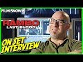 "RAMBO: LAST BLOOD | Adrian Grunberg ""Director"" On-set Interview"