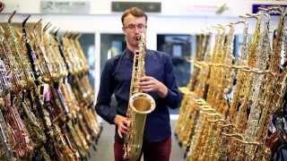 Yanagisawa TWO1 Tenor Saxophone