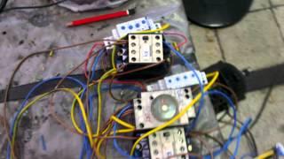3 Fazlı Asenkron Motorun Periyodik Çalışması