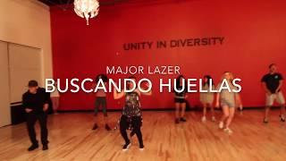 Major Lazer ft. J Balvin & Sean Paul | Buscando Huellas | @Dareal08