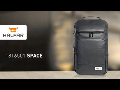 Vorschau: Notebook-Rucksack SPACE