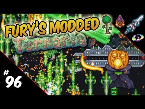 Fury's Modded Terraria | Episode 31: The Doctor is in! - FuryForged