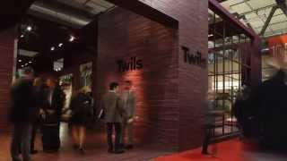 Twils at FURNITURE SHOW - MILAN 2014