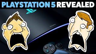 PlayStation 5 Revealed! HUGE NEWS! - Hot Take
