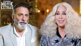 "MAMMA MIA! HERE WE GO AGAIN | On Set Visit With Cher ""Ruby Sheridan"" & Andy Garcia ""Fernando"""
