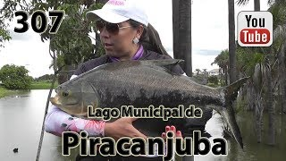 Programa Fishingtur na TV 307 - Lago de Piracanjuba