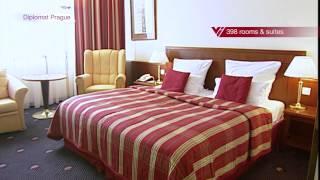 Diplomat Hotel Prague - image movie