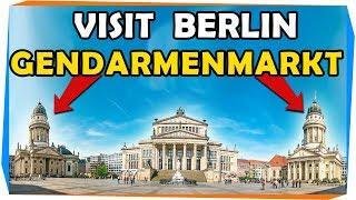 Visit Berlin: Gendarmenmarkt & Bebelplatz | GoOn Berlin