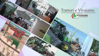 Rauscedo - 5^ Fiera Viticoltura d'Eccellenza - ottobre 2018