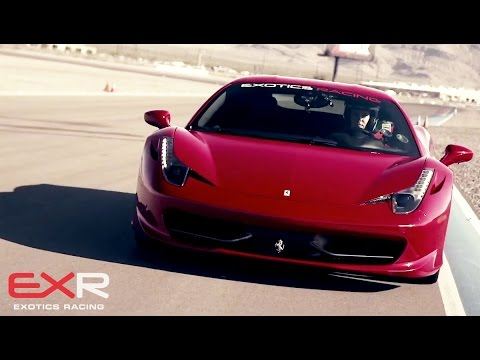 Ferrari 458 Italia Test Drive and Review