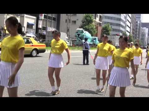 プリーツスコートに白アンスコでパンチラ!女子高生バトン部がパレード♡ | ミニスカート、チラリズム、パンチラの総合専門サイトです!