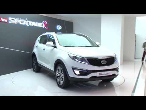 KIA Sportage 2014. Full video.