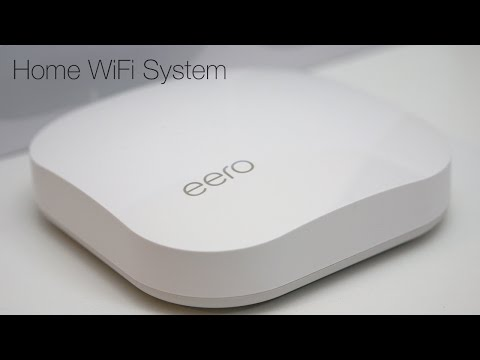 eero Home WiFi System – Setup and Full Review