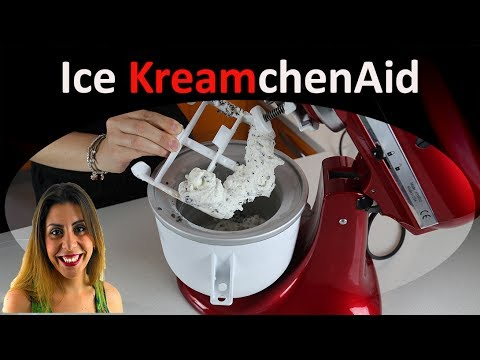 Video How to make Ice Cream - KitchenAid