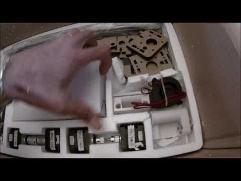 Test de l\'imprimante 3D Anet A8 pour BangGood (unboxing et présentation)