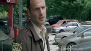 Making of The Walking Dead Pilot - Part 1