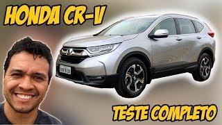 Novo Honda CR-V: ele é um SUV melhor que Chevrolet Equinox e Volkswagen Tiguan?