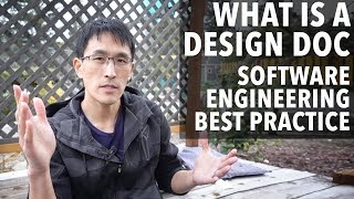 What is a Design Doc: Software Engineering Best Practice #1