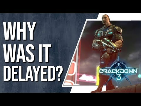 Crackdown 3 plagued by Technology, Personnel and Leadership problems