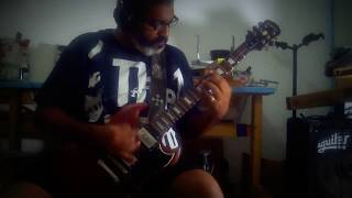 ANTHRAX * DISCHARGE * RHYTHM GUITAR COVER