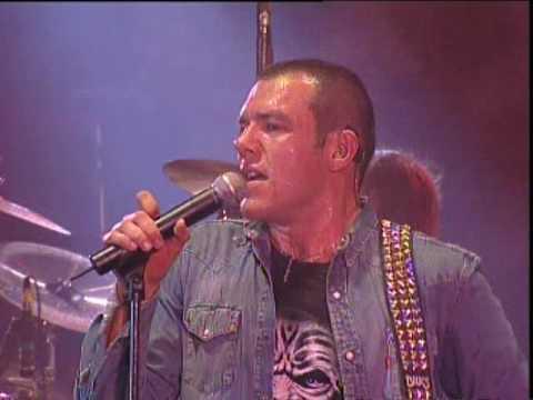 Catupecu Machu video Gritarle al viento - San Pedro Rock II / Argentina 2004