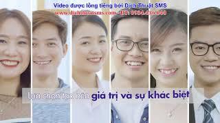 Đọc lời bình video Sacombank (giọng nam miền nam)