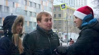 Новогоднее Шоу: Саша и Маша