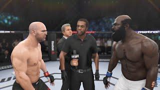 Dana White Vs Kimbo Slice | EA Sports UFC 3