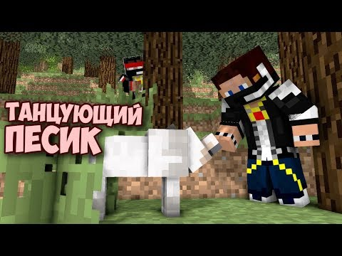 Minecraft [PLet's Play - Деревенские дурачки] #1 - Боевой Мистик и нелогичная девушка о.о