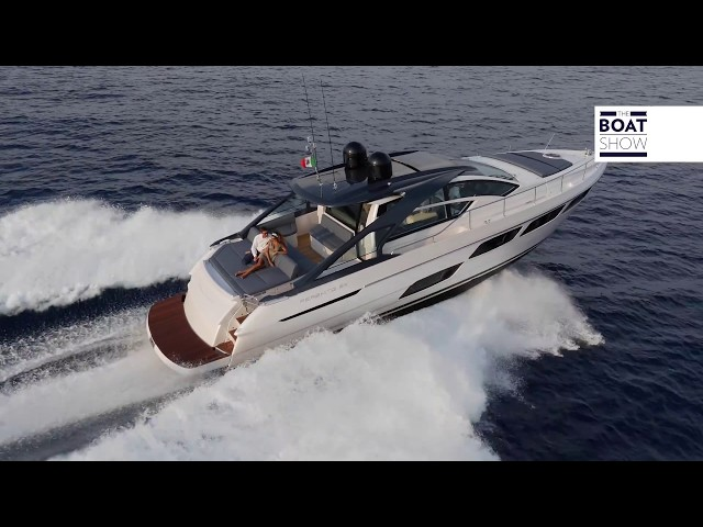 [ENG] PERSHING 5X - Yacht Review - The Boat Show