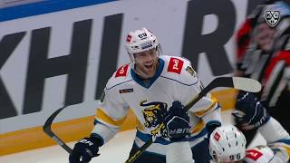 Sotnieks gives HC Sochi scoring effort away