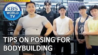Tips on posing for bodybuilding competitions [Boss in the Mirror/ENG/2020.03.29]
