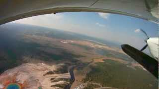 Yellowstone Flying Adventure