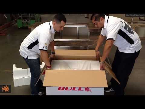 How to Unbox & Set Up Your New Bull BBQ Grill