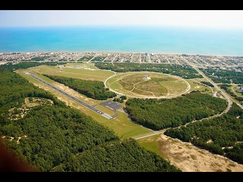 Na letišti First Flight, Kitty Hawk, USA 2016, neděle, 11. 9. 2016