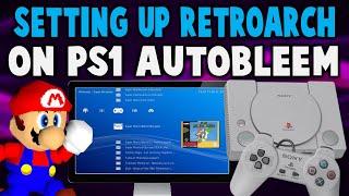 ps classic retroarch ps1 - Thủ thuật máy tính - Chia sẽ kinh nghiệm