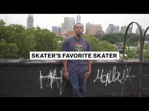 Skater's Favorite Skater: Jahmal Williams
