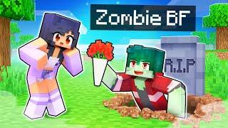 Dating A ZOMBIE Boyfriend In Minecraft!