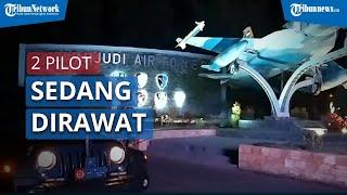 Pesawat Tempur TNI AU Tergelincir di Magetan, 2 Pilot Selamat Dirawat di RSAU Yogyakarta