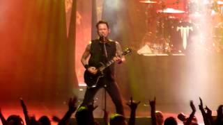 Trivium - Rain - Live in Bruxelles, Belgique 2012