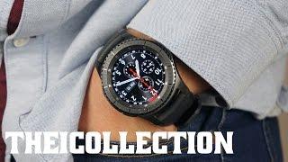 Samsung Gear S3 : La meilleure montre connectée ?