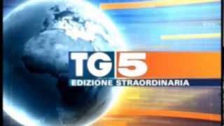 TG5 - Edizione straordinaria n. 3 (corto) (omaggio a Elio e le Storie Tese) | Kholo.pk