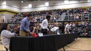Oxford Celebrates 11 Student-Athletes