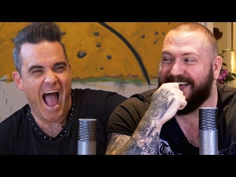 ROBBIE WILLIAMS | True Geordie Podcast #74