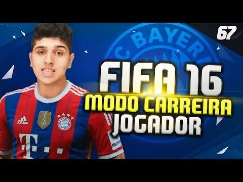 FIFA 16 Modo Carreira Jogador - CHAMPIONS !!!! #67