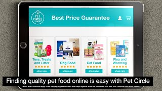 Pet Circle - Best price guarantee, online or anywhere [15s]