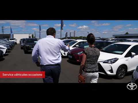 Vidéo Toyota
