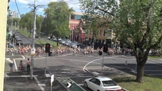 2012 Melbourne World Naked Bike Ride - Carlton