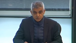 Sadiq Khan Lives Up To Mr Misery Moniker With Cold Approach To London S New Restrictions Flipboard