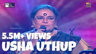 Kali Teri Gut Te Paranda Tera Laal   Usha Uthup   Punjabi Folk Song   Idea Jalsa   Art And Artistes